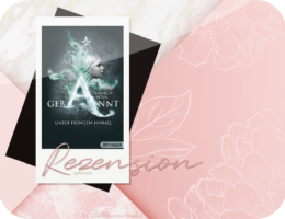 Rezension: Gebannt - Unter fremdem Himmel - Veronica Rossi