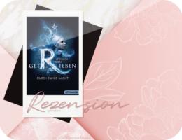 Rezension: Getrieben – Durch ewige Nacht - Veronica Rossi