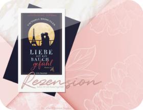 Rezension: Liebe ist ein Bauchgefühl - Victoria Brownlee