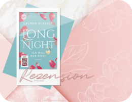 Rezension: Long Night - Lauren Blakely
