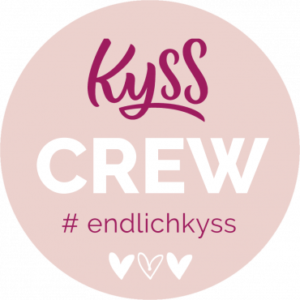 KYSS CREW BADGE