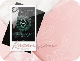 Rezension: King's Legacy - Halt mich fest - Amy Baxter