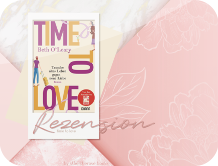 Rezension: Time to Love - Beth O'Leary
