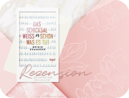 Rezension: Das Schicksal weiß schon, was es tut - Brigid Kemmerer