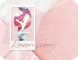 Rezension: V is for Virgin - Kelly Oram