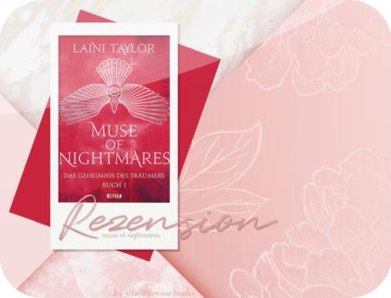 Rezension: Muse of Nightmare - Laini Taylor