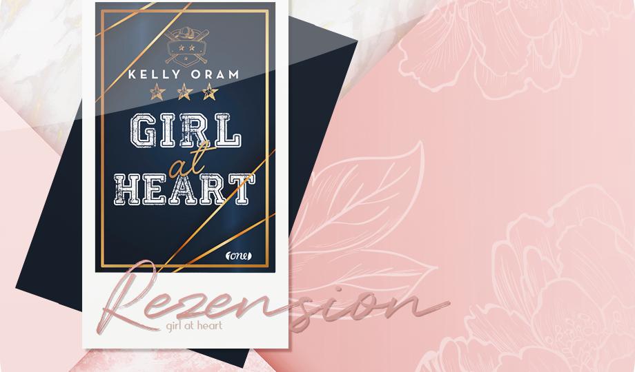 Rezension: Girl at Heart - Kelly Oram