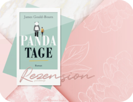 Rezension: Pantage - James Gould-Bourn