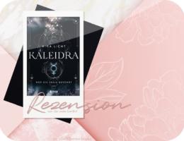 Rezension: Kaleidra - Wer die Seele berührt - Kira Lich